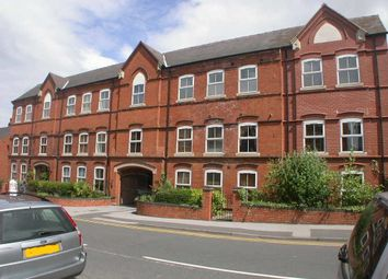 Thumbnail 2 bed flat to rent in Crescent House, Mount Pleasant, Redditch