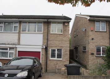Thumbnail 3 bed semi-detached house for sale in Peel Road, London