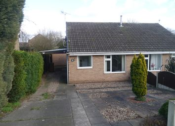 Thumbnail 2 bedroom bungalow to rent in Borrowdale Drive, Long Eaton
