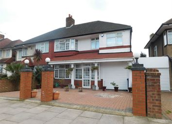 Thumbnail 5 bed semi-detached house for sale in Thorncliffe Road, Norwood Green, Southall, Middlesex
