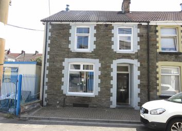 Thumbnail 3 bed end terrace house for sale in Sheppard Street, Pontypridd