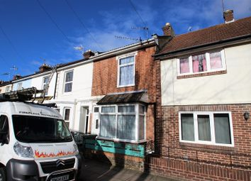 Thumbnail 4 bed terraced house for sale in Penhale Road, Portsmouth