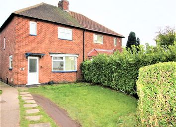 Thumbnail 3 bed semi-detached house for sale in Lansbury Road, Edwinstowe, Mansfield