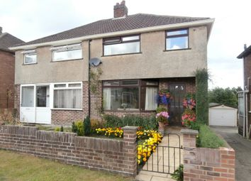 Thumbnail 3 bedroom semi-detached house for sale in Bagley Close, Kennington, Oxford