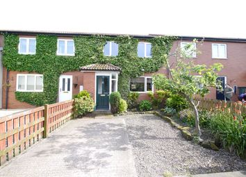 Thumbnail 3 bed terraced house for sale in Church Road, Backworth, Newcastle Upon Tyne