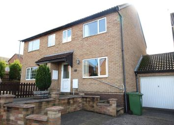 Thumbnail 3 bed semi-detached house for sale in Woodlands Reach, Cinderford