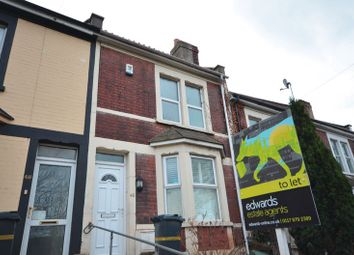 Thumbnail 3 bed terraced house to rent in Newbridge Road, St. Annes Park, Bristol