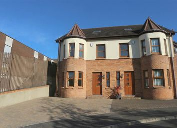 Thumbnail 4 bedroom semi-detached house for sale in 7, Cedar View, Belfast