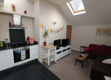 Thumbnail 1 bed flat to rent in Crwys Court, Crwys Road, Cathays