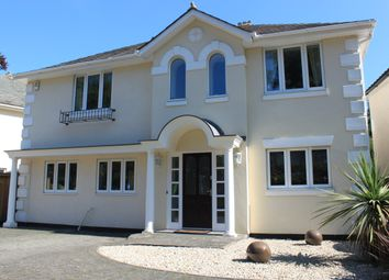 Thumbnail 4 bed property to rent in Compton Avenue, Canford Cliffs, Poole