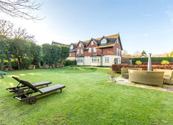 Thumbnail 5 bed link-detached house for sale in Le Grand Chene, Tilburstow Hill Road, South Godstone, Godstone