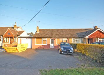 Thumbnail 2 bed bungalow for sale in Evelyn Road, Great Leighs, Chelmsford