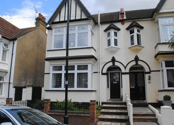 Thumbnail 3 bed semi-detached house for sale in Leigh Hall Road, Leigh On Sea, Essex