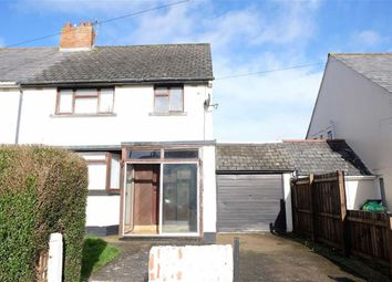 Thumbnail 3 bed semi-detached house for sale in Meggitt Road, Barry, Vale Of Glamorgan