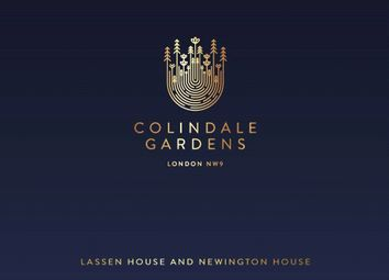 Thumbnail 1 bed flat for sale in Paddington House, Colindale Gardens, Colindale, London
