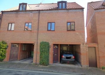 Thumbnail 2 bed end terrace house for sale in Tiger Lane, Beverley