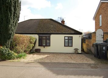 Thumbnail 2 bedroom semi-detached bungalow to rent in Princes Road, Buckhurst Hill