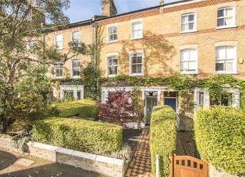 Thumbnail 4 bedroom terraced house for sale in Lillieshall Road, London