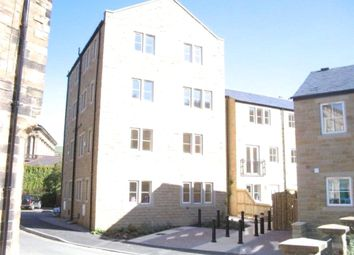 Thumbnail 3 bed flat to rent in Oxford Street, Todmorden, West Yorkshire