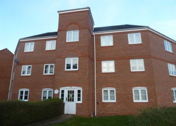 Thumbnail 2 bed flat for sale in Marigold Walk, Bermuda Park, Nuneaton