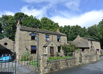 Thumbnail 6 bed cottage for sale in Jackroyd Lane, Upper Hopton, Mirfield