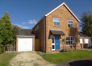 Thumbnail 4 bedroom detached house for sale in Forum Way, Sleaford