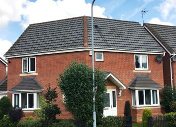 Thumbnail 3 bed detached house for sale in Marbury Drive, Bilston
