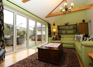 Thumbnail 4 bed detached house for sale in Woodlands, Llanerch Road, Llanfairfechan, Conwy