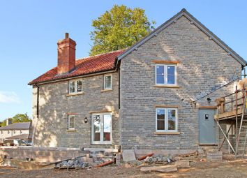 Thumbnail 3 bed detached house for sale in Kingsdon, Somerton