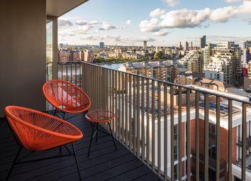 Thumbnail 2 bed flat for sale in Coda, Battersea