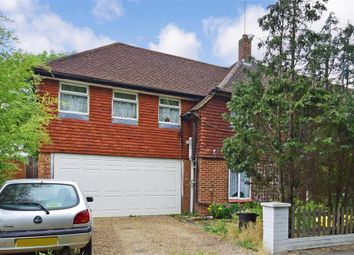 Thumbnail 5 bed semi-detached house for sale in Aperdele Road, Leatherhead, Surrey