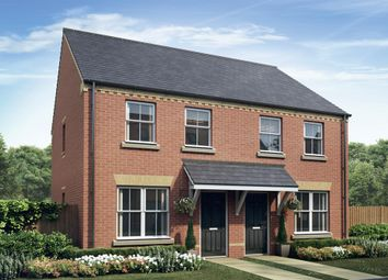"Thumbnail 2 bed semi-detached house for sale in ""Pixham"" at Fox Lane, Green Street, Kempsey, Worcester"
