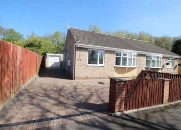 Thumbnail 2 bed bungalow for sale in Burnhope Road, Washington, Tyne And Wear