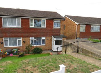 Thumbnail 3 bed semi-detached house for sale in Windmill Road, St. Leonards-On-Sea