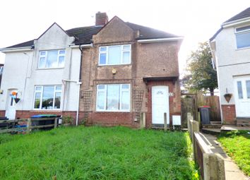Thumbnail 2 bedroom semi-detached house to rent in Brookside, Hucknall, Nottingham