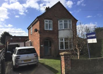 Thumbnail 3 bed detached house to rent in Crabmill Lane, Easingwold, York