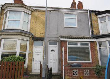Thumbnail 2 bedroom terraced house for sale in Frodsham Street, Hull