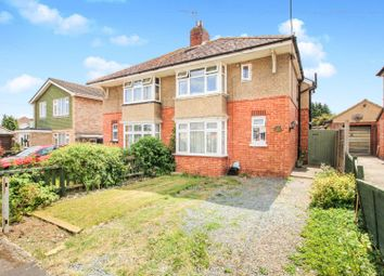 Thumbnail 3 bed semi-detached house for sale in Ferndale Road, Andover