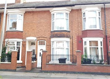Thumbnail 4 bed terraced house to rent in Ellis Avenue, Belgrave, Leicester