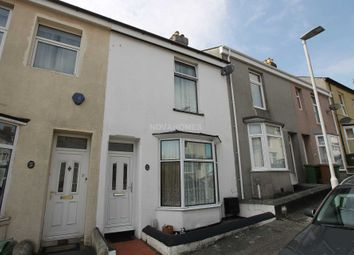 Thumbnail 2 bed terraced house for sale in Hamoaze Avenue, Weston Mill