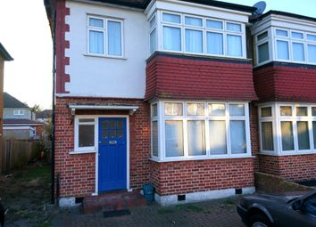 Thumbnail 3 bed semi-detached house to rent in First Avenue, Wembley, Middlesex