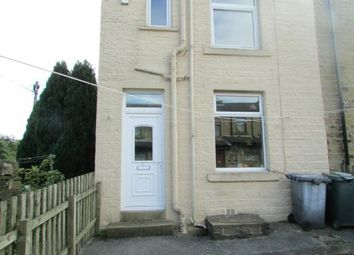 Thumbnail 2 bedroom end terrace house to rent in Union Street, Lindley, Huddersfield