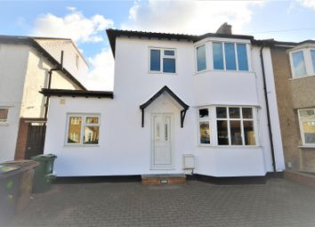 Thumbnail 4 bed semi-detached house to rent in Farmilo Road, London