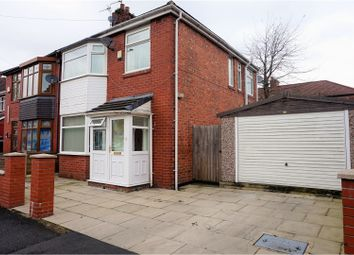 Thumbnail 3 bedroom semi-detached house for sale in Blue Bell Avenue, Manchester