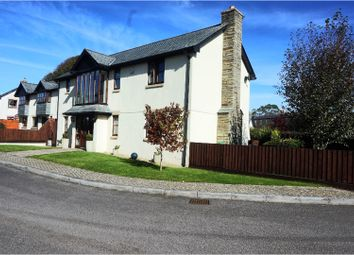 Thumbnail 4 bed detached house for sale in Foulston Way, Bodmin