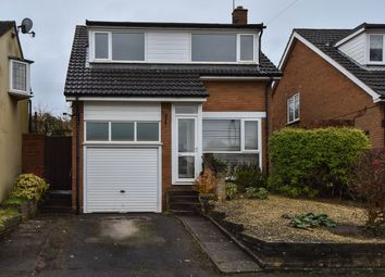 Thumbnail 3 bed detached house for sale in Fairfield Road, Bournheath, Bromsgrove