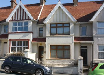 Thumbnail 3 bed town house for sale in Dartmouth Street, Milford Haven