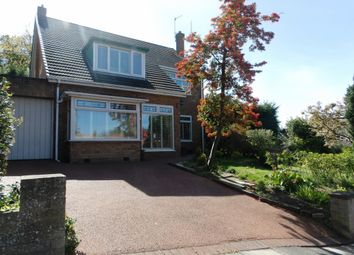 Thumbnail 4 bed detached house for sale in Westwood Road, Prenton