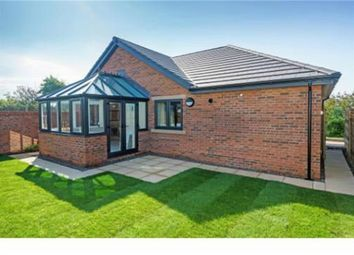 Thumbnail 3 bed detached bungalow for sale in Ladyseat Gardens, Longtown, Carlisle, Cumbria