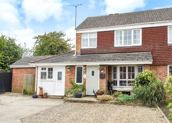 Thumbnail 5 bed semi-detached house for sale in Whaley Road, Wokingham, Berkshire